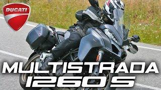Ducati Multistrada 1260 S 2018 Prueba A Fondo