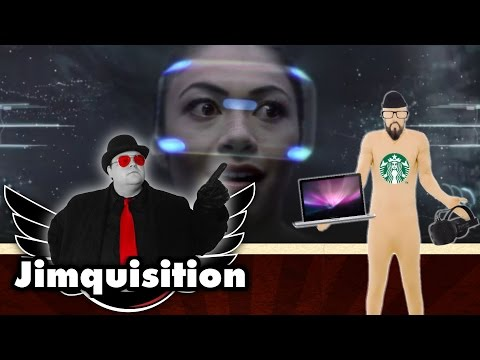Virtual Real Talk (The Jimquisition)