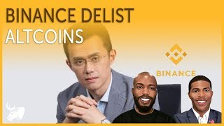 Binance Delist Altcoins | Tipping Bitcoin on Twitter Adds Chrome Extension thumbnail