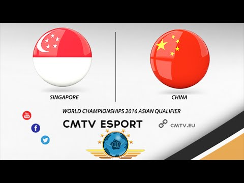 CS:GO - China‬ vs ‪‎Singapore‬ - BO1 - @Dust2 Groupe A World Championships 2016 Asian Qualifier