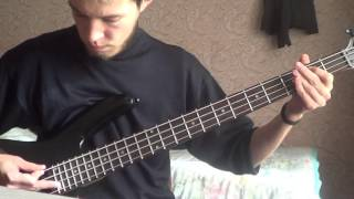 Tool-Prison Sex (Bass Cover)