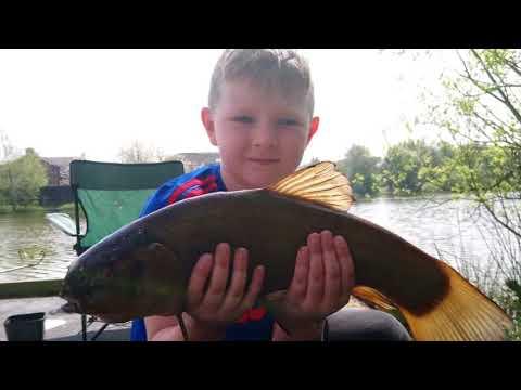 Tench Fishing Willis Lake Belfast