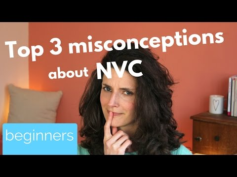 Top 3 Misconceptions about Nonviolent Communication