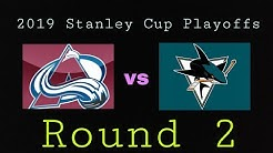 """<span id=""""stanley-cup-playoffs"""">2019 stanley cup playoffs</span> – Colorado Avalanche vs San Jose Sharks (R2) Preview/Predictions ' class='alignleft'>They haven't won a playoff series since advancing to the Stanley Cup Final in 2005-06. Edmonton beat the San Jose Sharks in the first round to end the streak. heck of a ride for the top two picks.</p> <p><a href="""