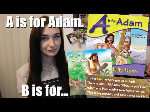 Creation for Kids: A is for An Inappropriate Kid's Book
