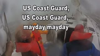 Coast Guard Radio Distress Calls