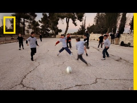 Soccer and World Cup Bring Worlds Together | National Geographic