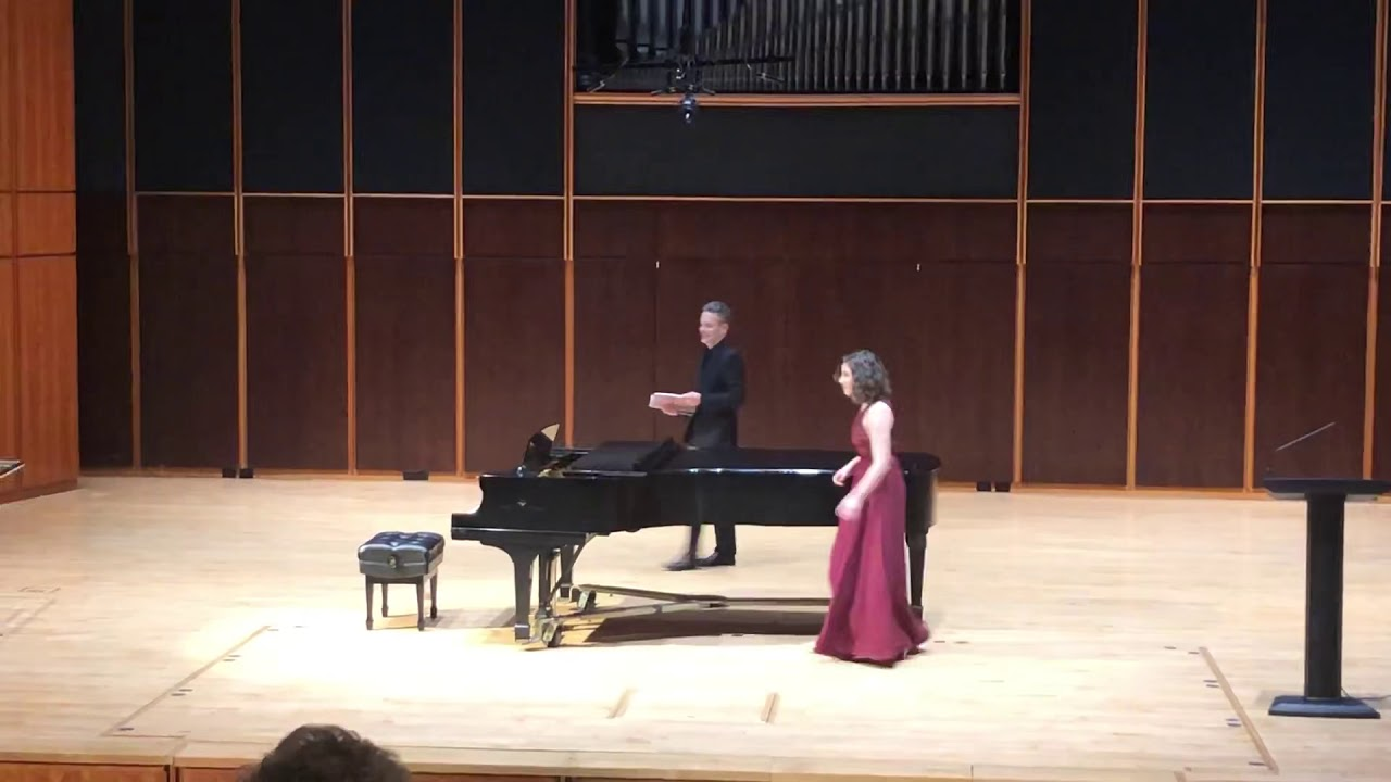 Schmidt Youth Vocal Competition 2018
