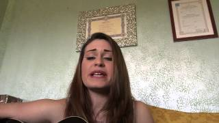 I don't want to miss a thing- Cover - Anna Cristina Marino