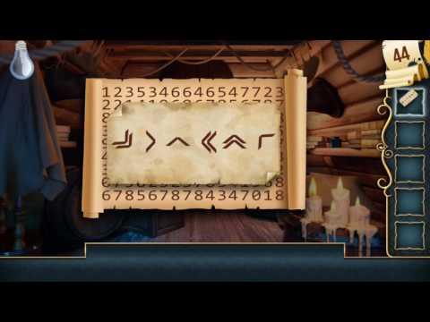 100 Doors Escape Mansion of Puzzles level 44. 100 дверей. Дом головоломок уровень 44