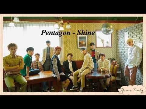 PENTAGON (펜타곤) - 빛나리 (Shine) Easy Lyrics
