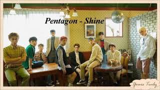 Baixar PENTAGON (펜타곤) - 빛나리 (Shine) Easy Lyrics