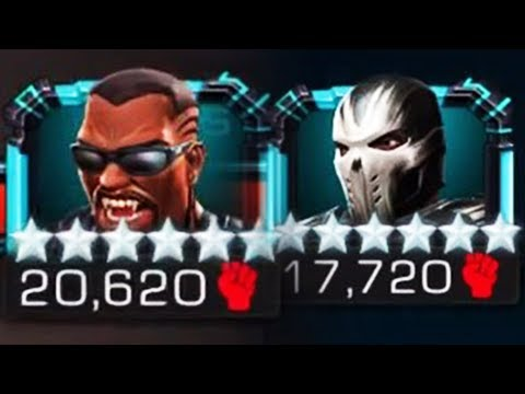 First Look at 6 STAR Characters   MARVEL: Contest of Champions