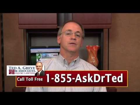 Bulging Herniated Disc Injury Explained -  Dr Ted - NC & SC Injury Attorney