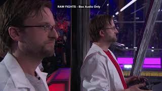 BattleBots Basement Tapes: BATTLESAW vs. MAD-CATTER