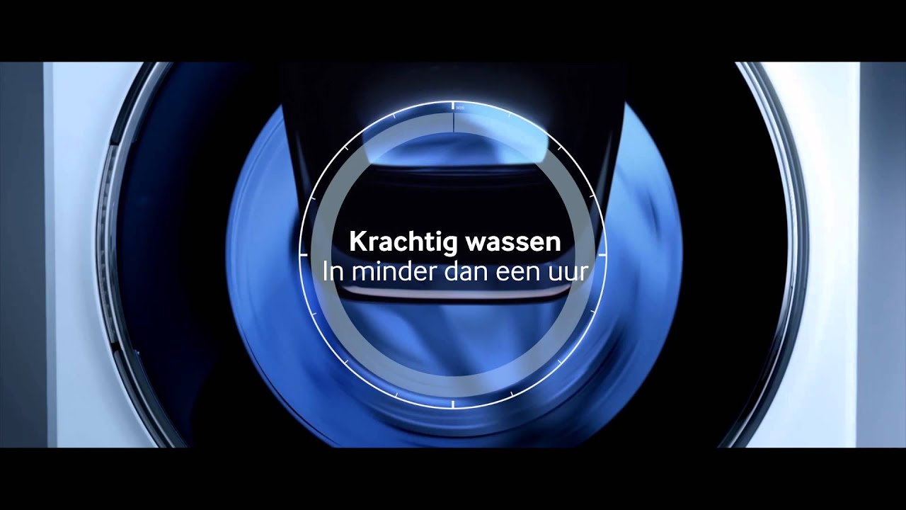 Samsung Wasmachine Samsung Addwash Wasmachines Review En Unboxing Youtube