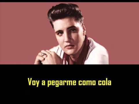 ELVIS PRESLEY - Stuck on you ( con subtitulos en español ) BEST SOUND