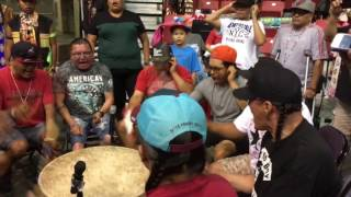 Northern Cree & Young bear @ kdays pow wow 2017