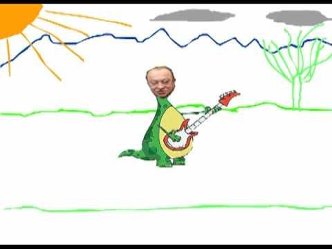Ilham Aliyev Azerbaijan (Azeri) President Riding Azeri Nation