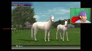 [PS2]Gallop Racer 2006