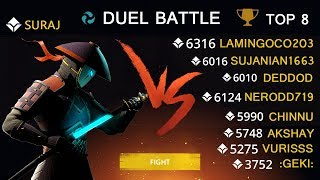 Shadow Fight 3 Official: Insane DUEL Battle Max Power Rating Opponents