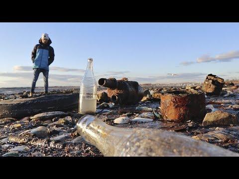 Explorando la playa más contaminada del mundo...