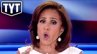 Pirro SQUAWKS For White Supremacists