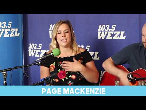 image for Page Mackenzie Performs Hell on Heels Backstage at Party in the Park