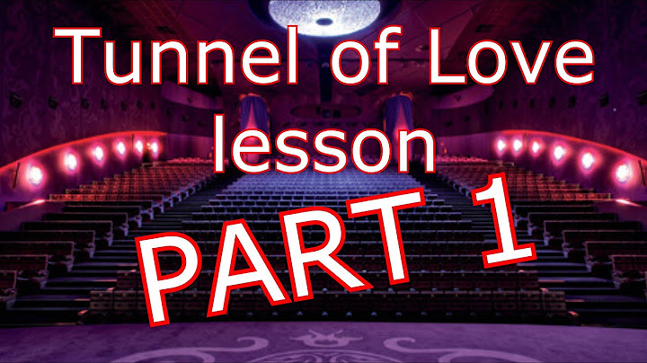 tuto  tunnel of love part 1  dire straits tab available