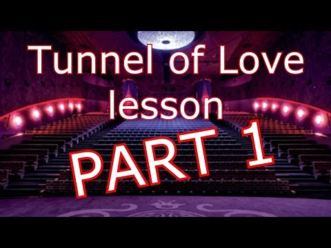 Tunnel of Love Lesson Part 1 - DIRE STRAITS - Intro, Riff, Tips...