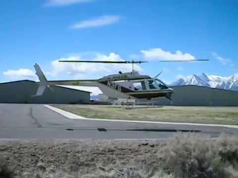 Helicopter Auction Nevada Division of Wildlife by TNT Auction of Nevada