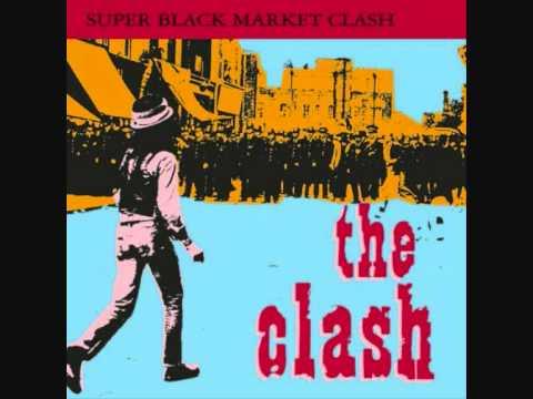 The Clash - Mustapha Dance (Lyrics)