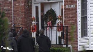 Residents Get Pranked When Men Disguised as 'Thugs' Sing Christmas Carols