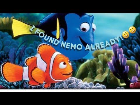 I FOUND NEMO ALREADY!| FINDING NEMO AT LOST CHAMBERS, ATLANTIS DUBAI!