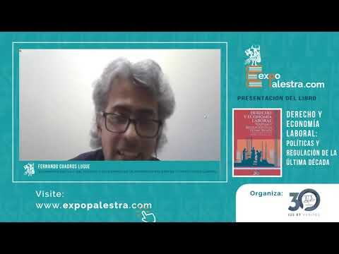"""Presentación de libro: """"Derecho y economía laboral: Políticas y regulación de la última década"""""""