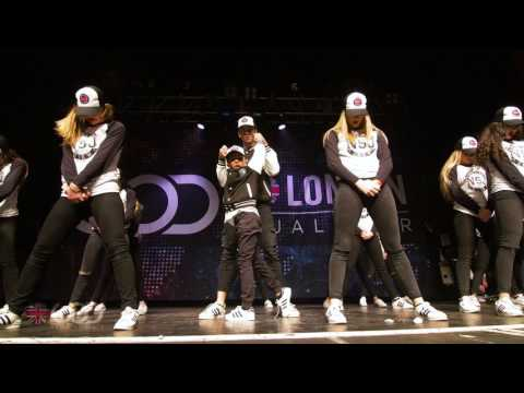 NSJ Crew | 2nd Place Youth | World of Dance London Qualifier | #WODUK16