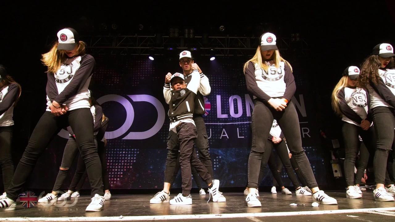 NSJ Crew   2nd Place Youth   World of Dance London ...