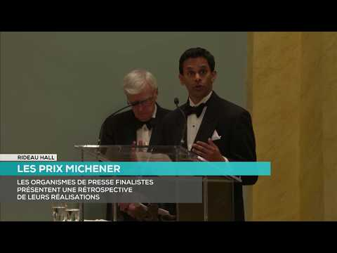 Michener Awards Ceremony – National Observer