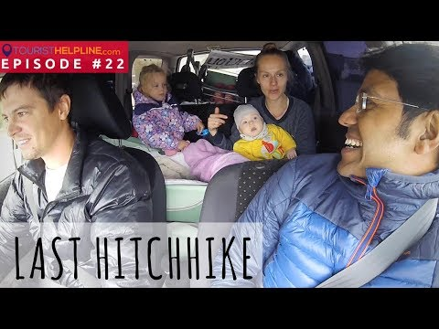Altai Mountains to Novosibirsk : Hitchhiking in Russia