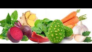 parazitaellenes zöldségek és gyümölcsök