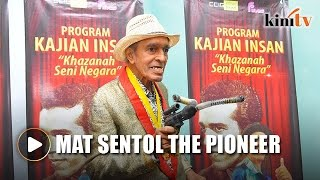 Gambar cover Mat Sentol the pioneer of special effects in Malay film production