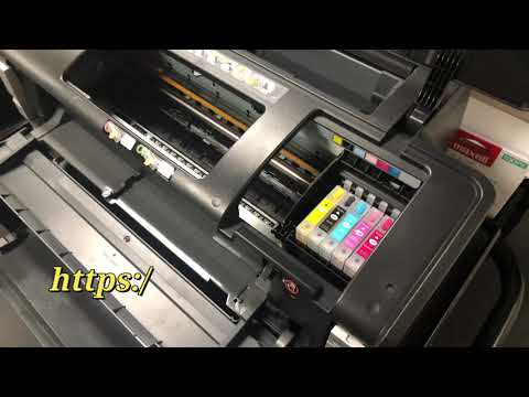 Tutorial: Reset Waste Ink Pad For Epson Printer With Date Bomb Adjustment Stylus 1390, 1400, 1410