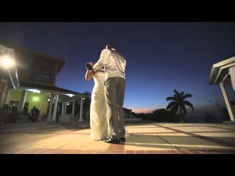 'Mirrors' First Wedding Dance, Hummingbird Hall, Rose Hall, Montego Bay, Jamaica