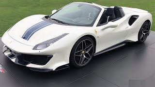 2019 Ferrari 488 PISTA Spider . FIRST LOOK