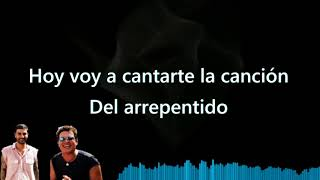 Melendi, Carlos Vives - El Arrepentido | LETRA