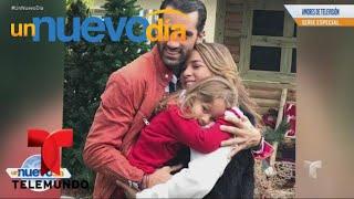 ¡Adamari y Toni Costa nos cuentan su historia de amor! | Un Nuevo Día | Telemundo