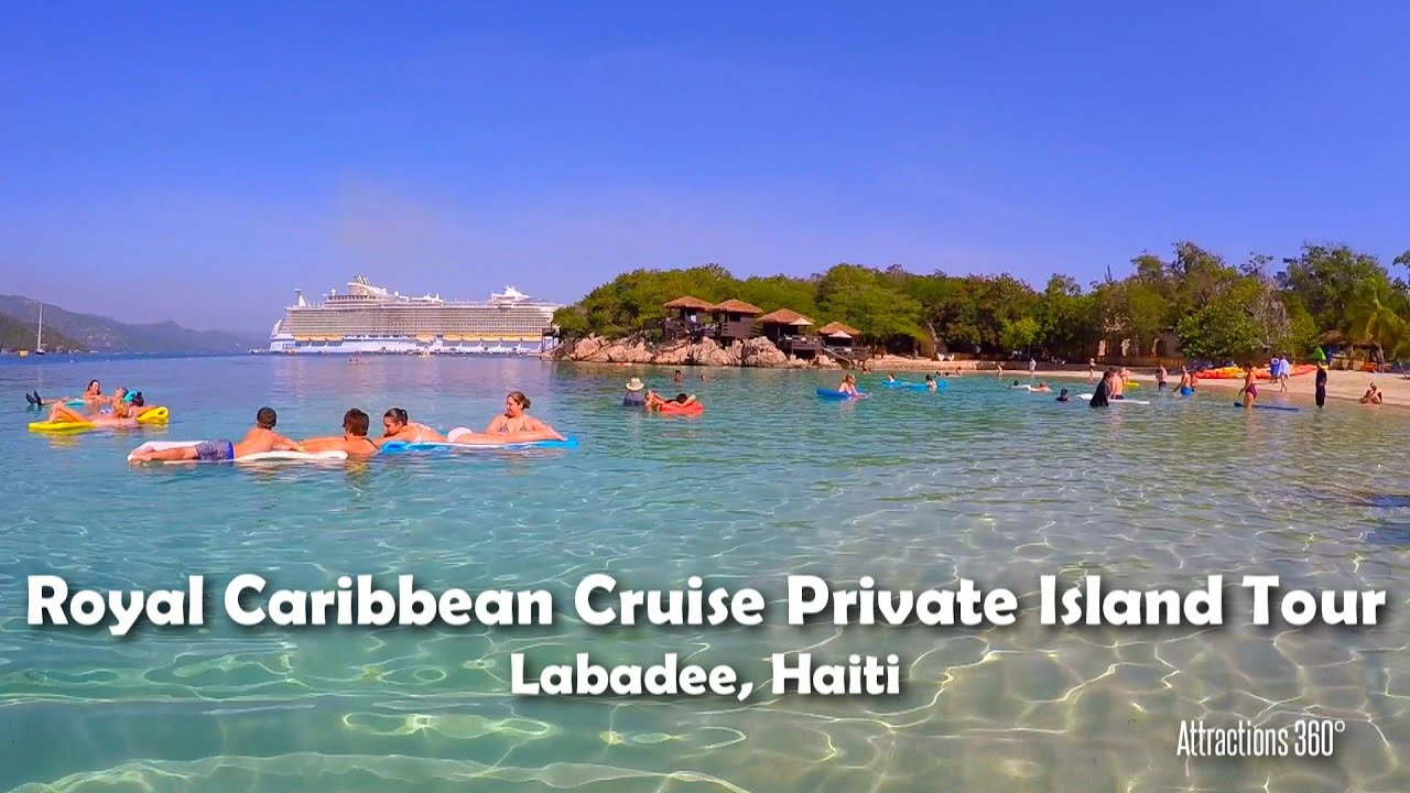 Hd Royal Caribbean S Private Island Tour Labadee H