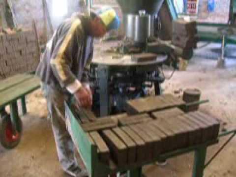 Maquina para fabricar ladrillos comunes y vistos youtube - Precio de ladrillos huecos del 12 ...
