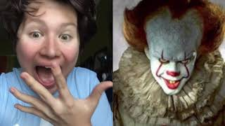 "IF I WAS IN THE NEW ""IT"" MOVIE!"