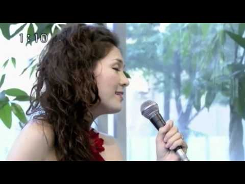 Eimy on tvk - Oka Koen, Rose promotion - 2011-08-17